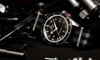 "OMEGA Celebrates James Bond With Seamaster 300 ""Spectre"""
