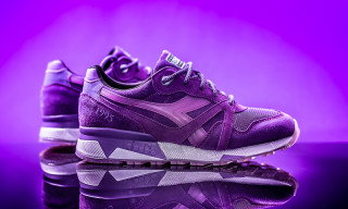 "Packer Shoes & Diadora Pay Homage to Raekwon's ""Purple Tape"""
