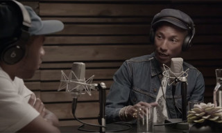 Pharrell Williams Talks About How He Met Michael Jackson With Tyler, The Creator