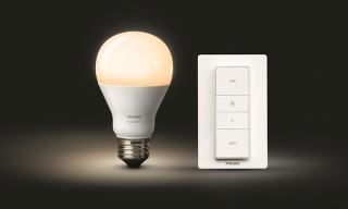 Philips Hue Kit Offers Wireless Dimming