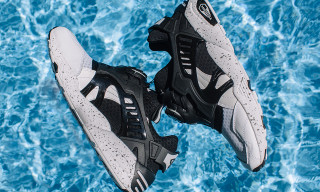 "A Closer Look at the monkey time x PUMA Trinomic Disc Blaze ""Orca"""
