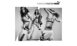 "Rihanna Stars in PUMA's Latest ""Forever Bolder"" Campaign"