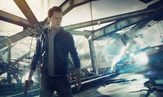 Xbox One Exclusive 'Quantum Break' Unleashes an Action-Packed New Trailer