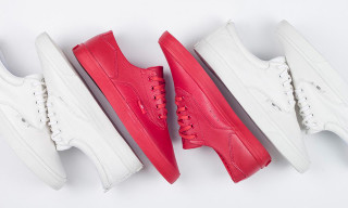 Radii Presents the Straight Jacket High-Cut and AXEL Low-Top