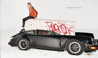 rag & bone Crushes Porsche for Its Fall 2015 Campaign