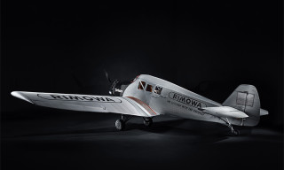 Rimowa Is Building Its Very Own Junkers F13 Planes