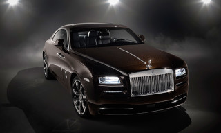 "Rolls-Royce Wraith ""Inspired by Music"" Provides a Concert-Like Listening Experience"