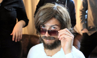 Cristiano Ronaldo Shows off His Soccer Skills in Disguise on Streets of Madrid