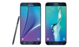 A Very First Look at the Samsung Note 5 and Galaxy S6 Edge Plus