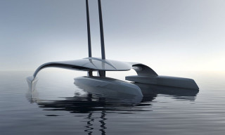 Shuttleworth Design Fully Autonomous Sailing Vessel to Cross the Atlantic