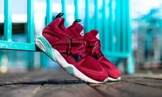 "Sneaker Freaker, Packer and PUMA Link for the Blaze of Glory ""Bloodbath"""