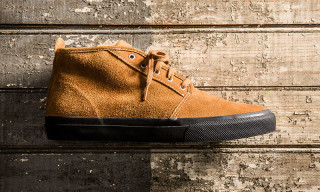 Sperry and YMC Release Collaborative Chukkas for Fall/Winter 2015