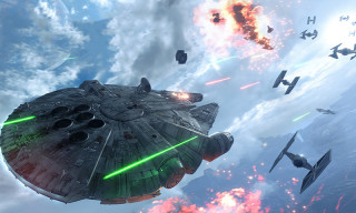 'Star Wars: Battlefront' Gets 20-Player Aerial Combat Mode