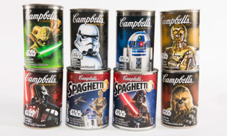 You Will Soon be Able to Buy Official 'Star Wars' x Campbell's Soup