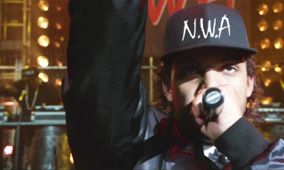 Go Behind the Scenes of N.W.A's Biopic 'Straight Outta Compton'