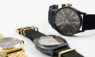 Tourne de Transmission Design Custom Nixon Timepieces for Spring/Summer 2016
