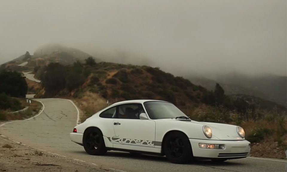 Hot Rod T Shirts >> Take a Ride in the Hot Rod-Inspired Porsche 964 | Highsnobiety