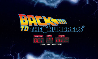 The Hundreds Teases 'Back to the Future' Collaboration