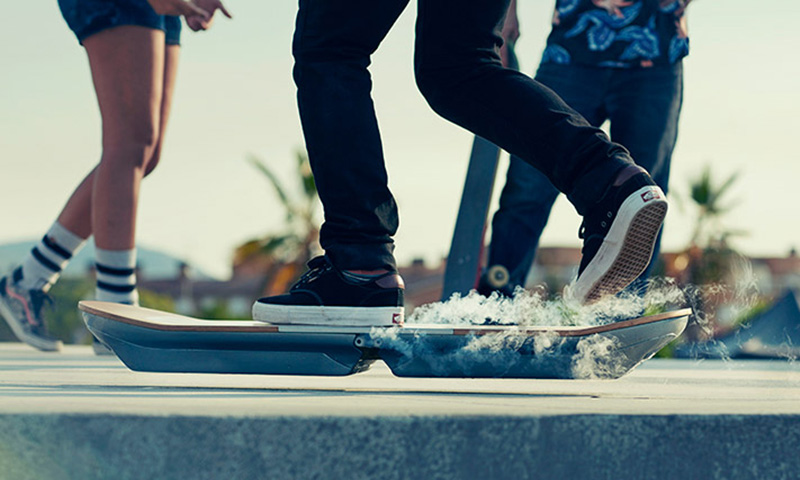 The Lexus Hoverboard Is Real Amp This Is How It Works