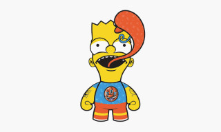 Ron English and Kenny Scharf Design 'The Simpsons' Figures for Kidrobot