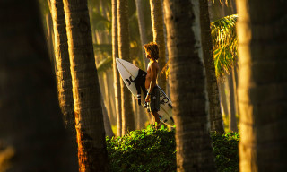 Aaron Lieber Wins REDirect Surf Film Contest With 'The Wild' Starring Noah Beschen