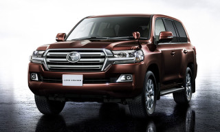 Toyota Unveils Updated Land Cruiser for 2016