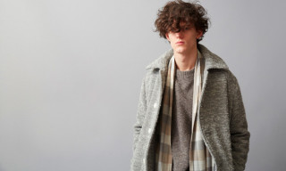 TROVE Channels Japanese and American Influences for Fall/Winter 2015