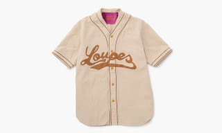 UNITED ARROWS & SONS Perfectly Replicate a Vintage Baseball Jersey