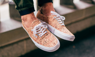 "Vans Drops Summer-Ready ""Cork"" Authentic"