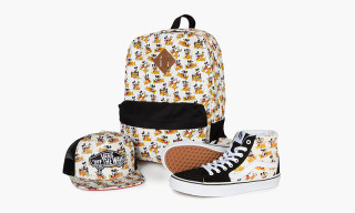 Vans and Disney Announce Customizable Footwear and Accessories Collaboration