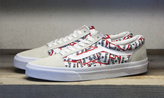 Vans Link With have a good time for Chipper Take on the Old Skool Sneaker