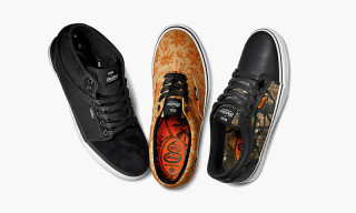 Vans Partners With Shadow Conspiracy for Fall Collection