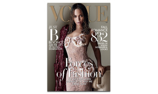 Beyoncé Covers the September Issue of 'Vogue'