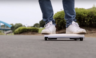 WalkCar Is a Personal Transporter You Can Take Anywhere