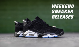 The 6 Best Sneakers Dropping This Weekend