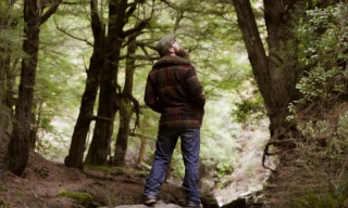 Woodworking Artist Steven Lane Turns Driftwood Into Eyewear and Headphones