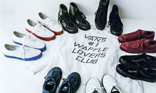 WTAPS and Vans Will Collaborate Again for Fall/Winter 2015