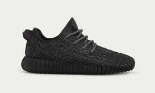 Yeezy Supply Website Sells & Gives Away the Black adidas YEEZY Boost 350