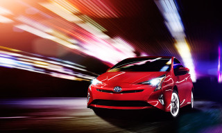 Toyota Premieres the All-New 2016 Prius