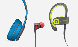 "Beats by Dre Get Colorful With ""Active"" Collection"