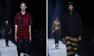Alexander Wang Goes Back to His Streetwear Roots for Spring 2016