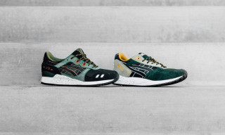 ASICS Introduce the 'Winter Trail' Pack for Fall