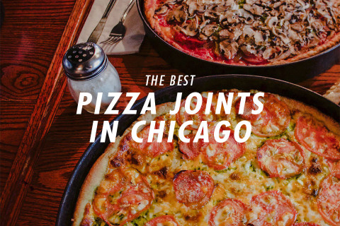 The 5 Best Pizza Joints in Chicago