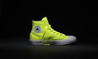 "Converse Drops New ""Vibrant Volt"" Colorway of the Chuck Taylor All Star II"
