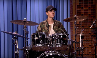Watch Justin Bieber & Questlove Go Head to Head in a Drum-Off
