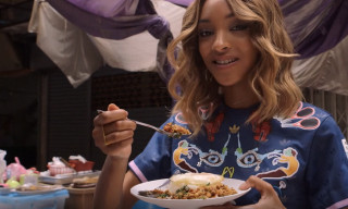 Jourdan Dunn Heads to Thailand for Her New Cooking Series