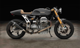 Moto Studio Give the Guzzi 1100 Sport a Lighter Look