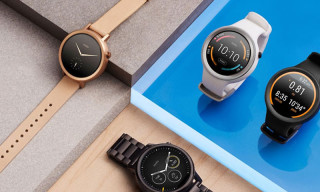 Motorola Present the Latest Styles from Moto 360