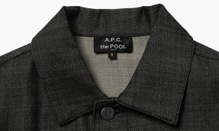 A.P.C. and the POOL aoyama Announce Bespoke Denim Collaboration