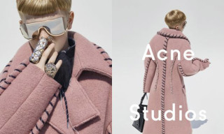 Acne Studios' Founder Uses 11-Year-Old Son for Fall Womenswear Campaign